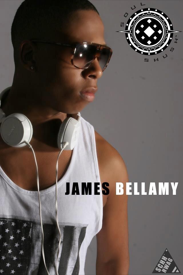 JAMES BELLAMY