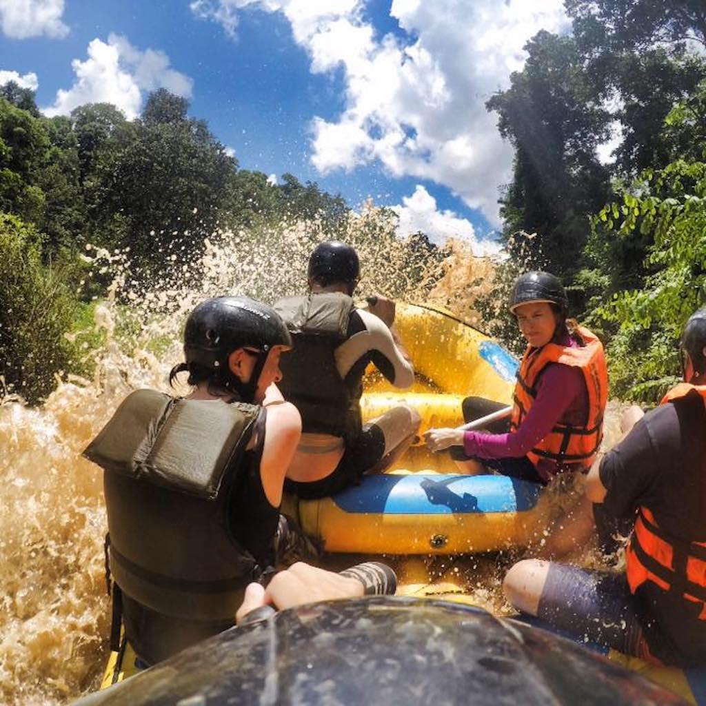Chiang Mai - Whitewater Rafting