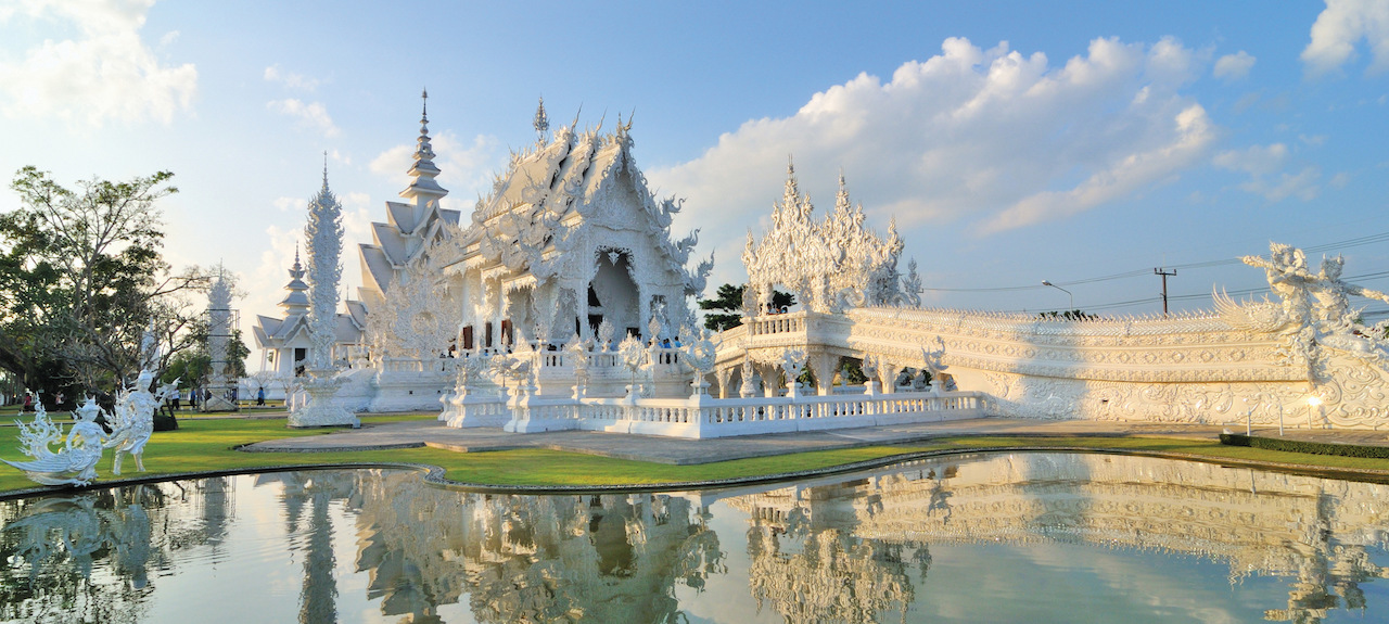 Chiang Mai White Temple