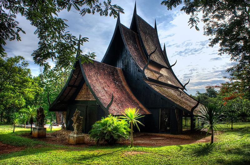 Chiang Mai Tour Black house