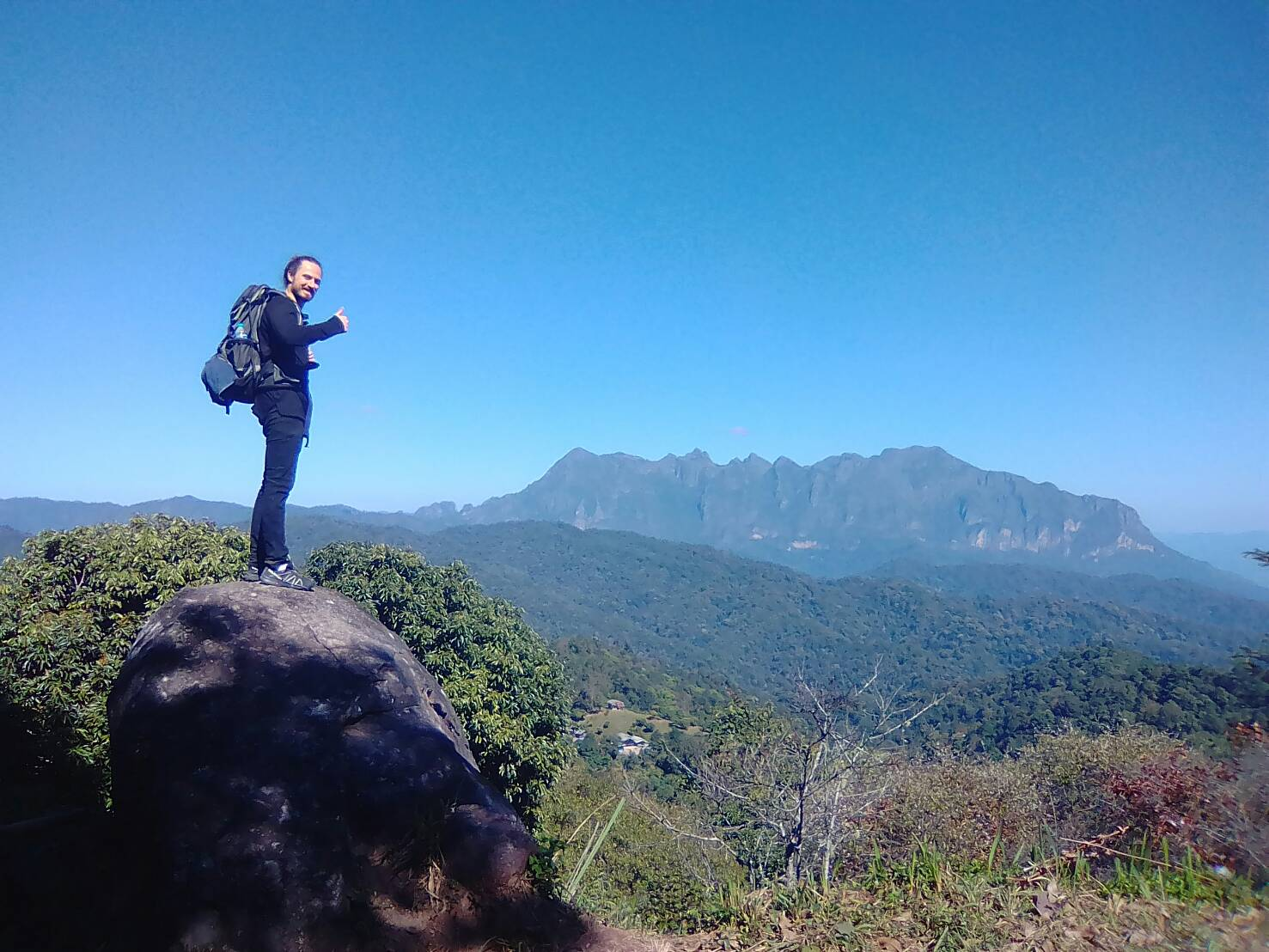 Chiang Dao Two days trekking