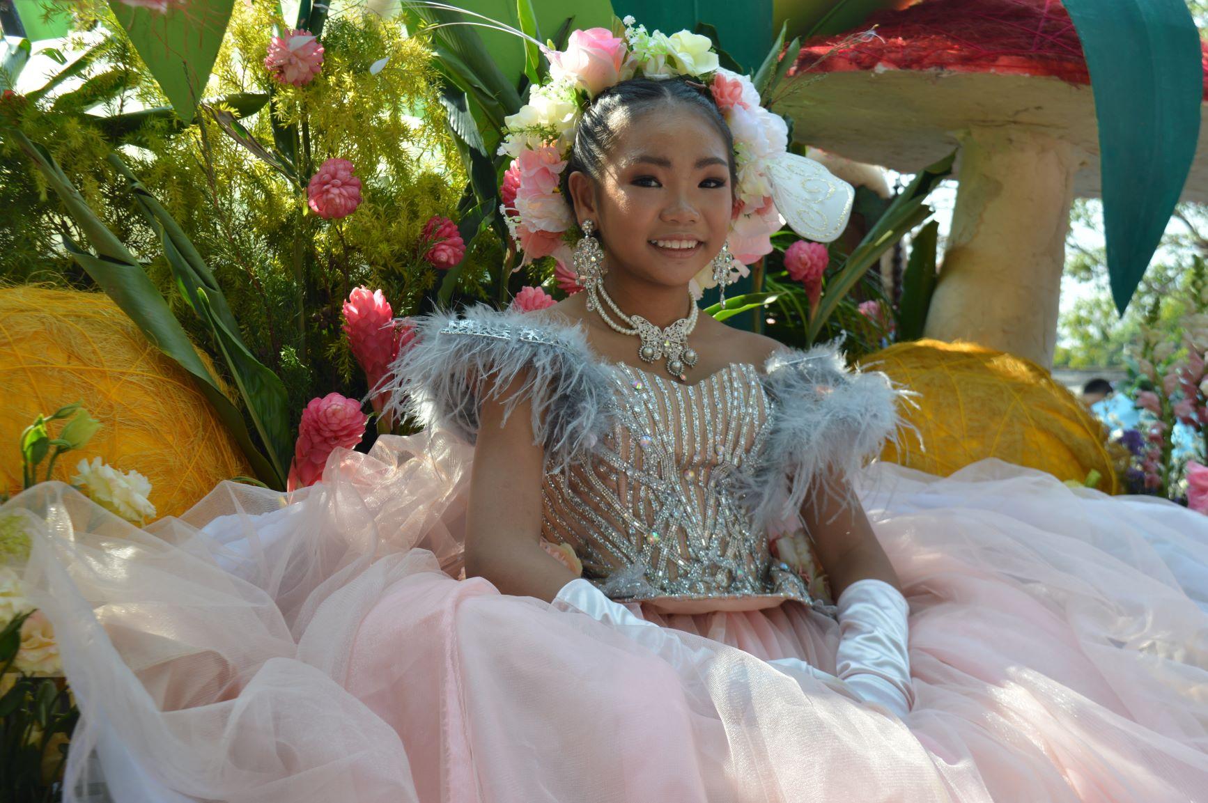 Flower Festival Chiang Mai