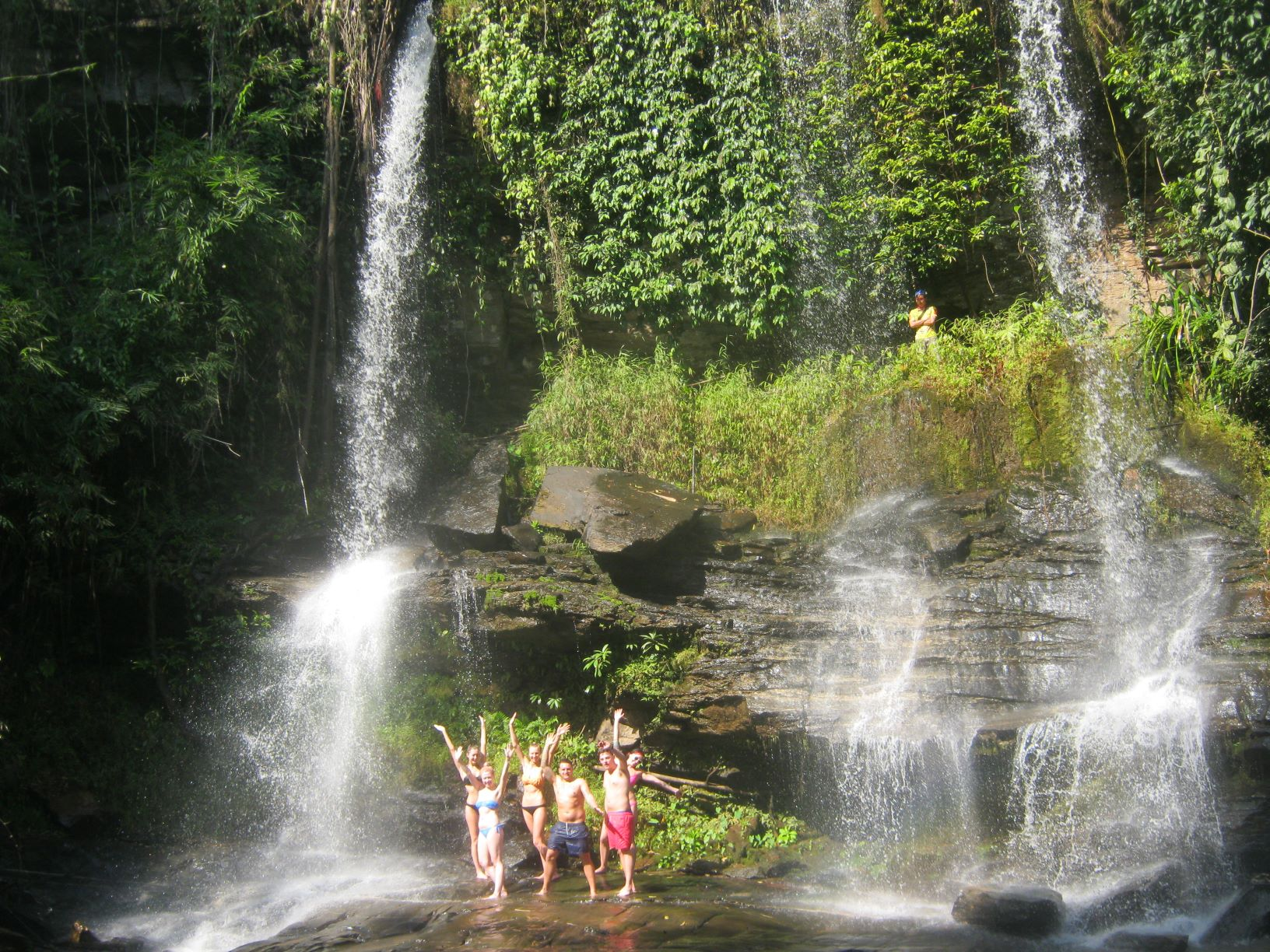 Mae Sa Pok Waterfall Chiang Mai