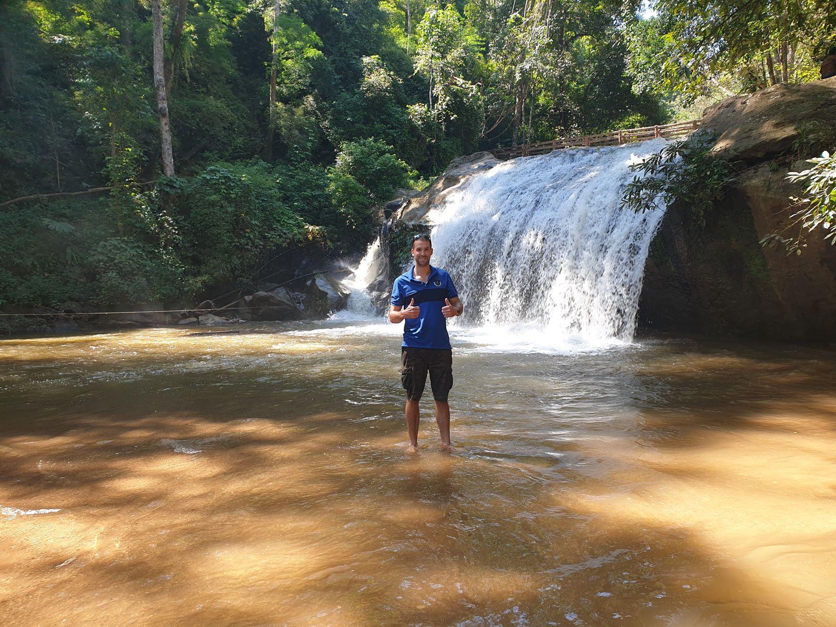 Mae Sa Waterfall Chiang Mai