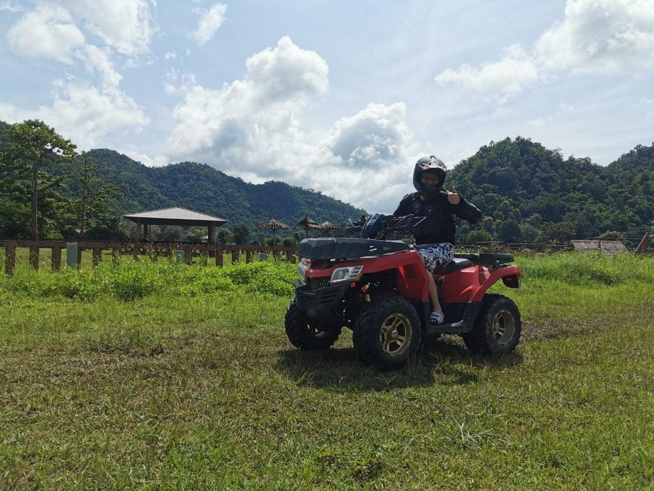 Elephant Sanctuary Adventure and ATV