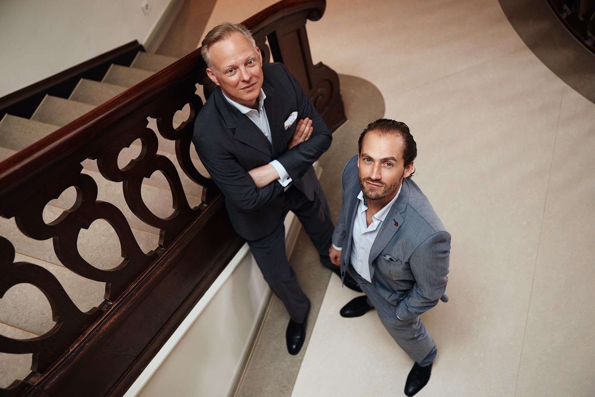 Dr. Oliver Schwenzer, Martin Rüssmann