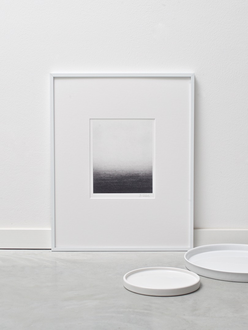 Art Print  lost horizon