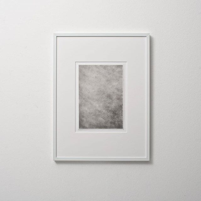 Number 4 from my Nordic Light series . original drawing . pastel on paper . 15 x 21 cm . 2018 . available at beatricefelicki.com . . .