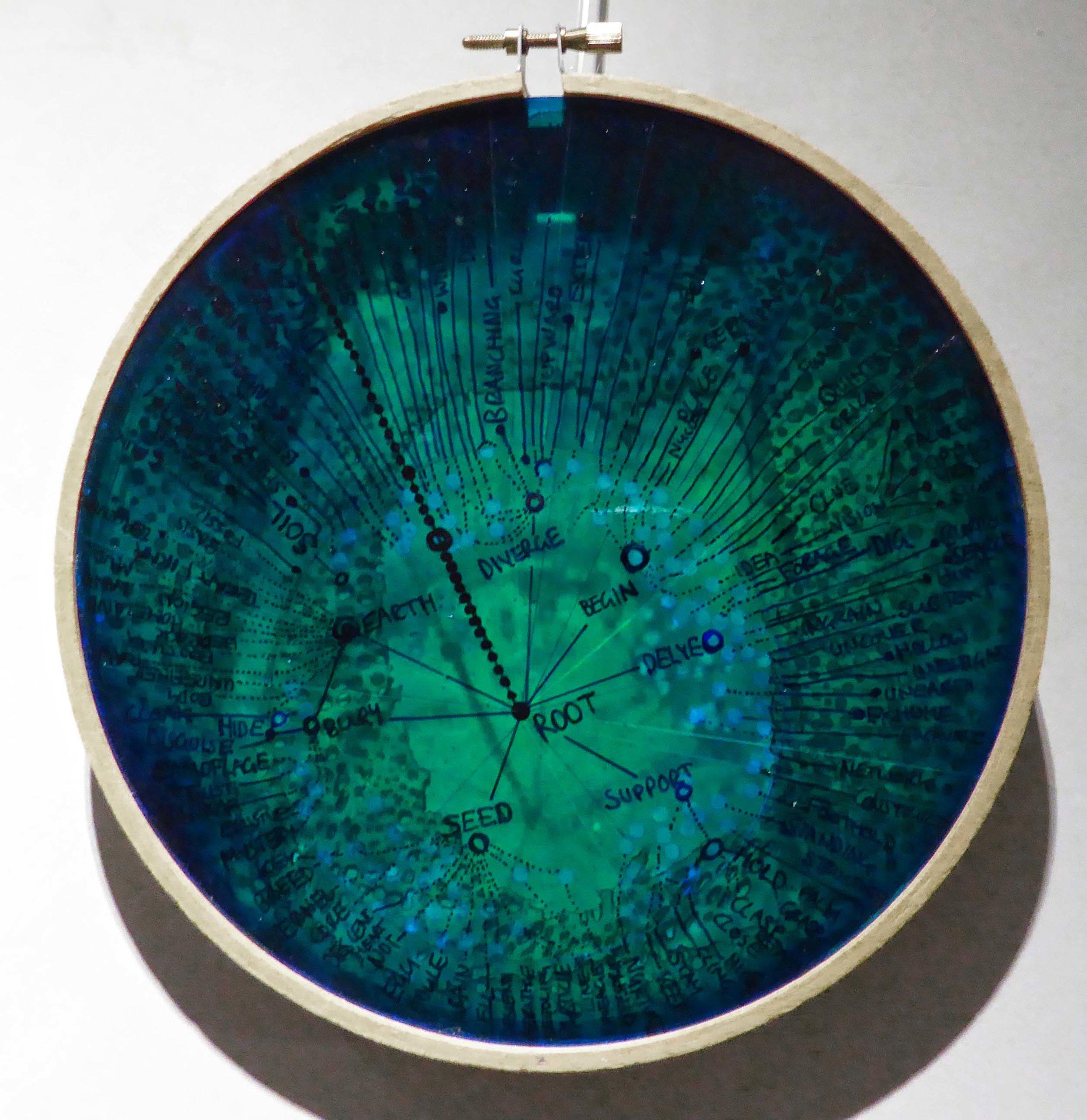 Constellation, Nicola Anthony, 2015, UK