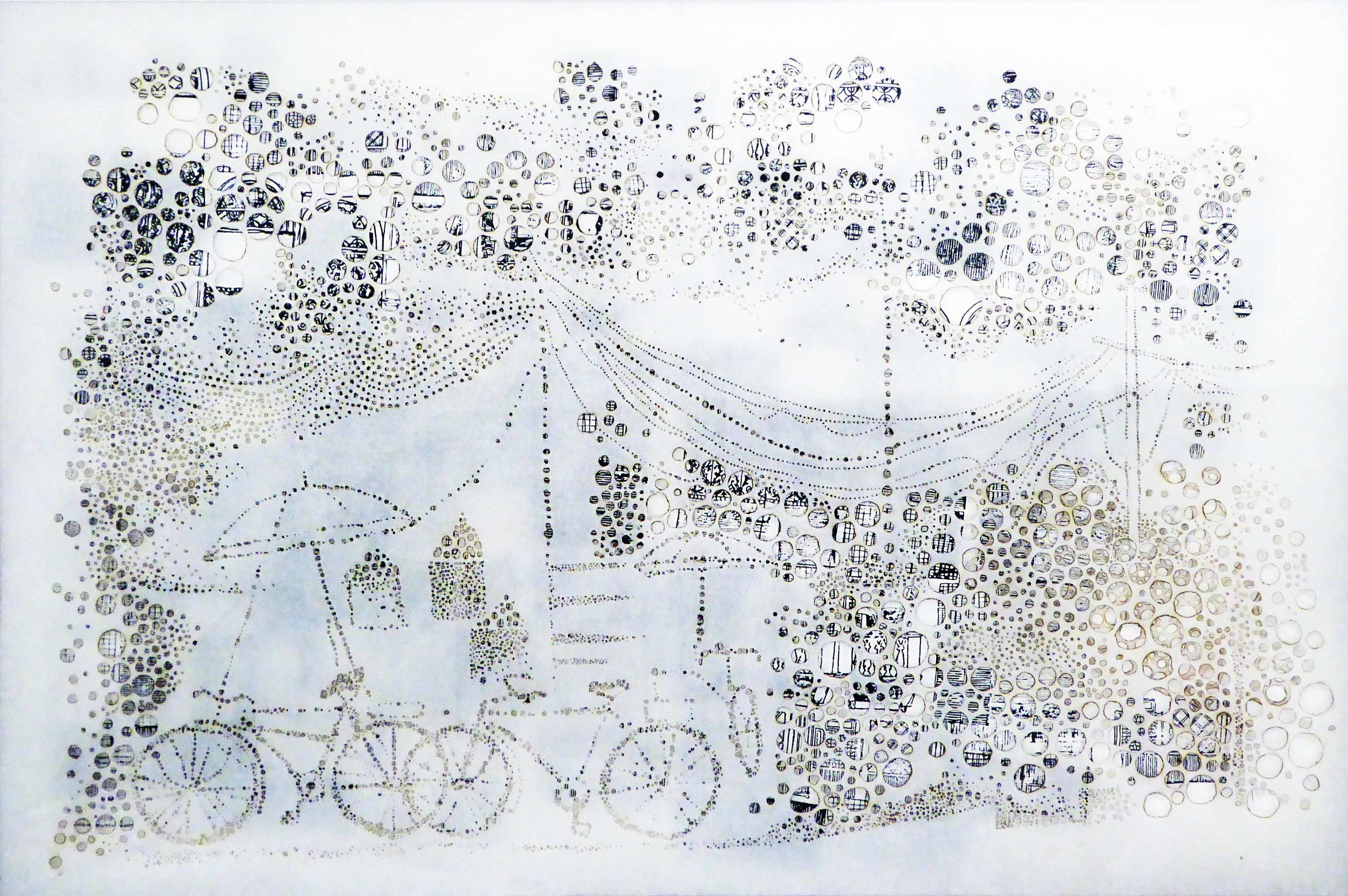 Intersection, Nicola Anthony, 2017