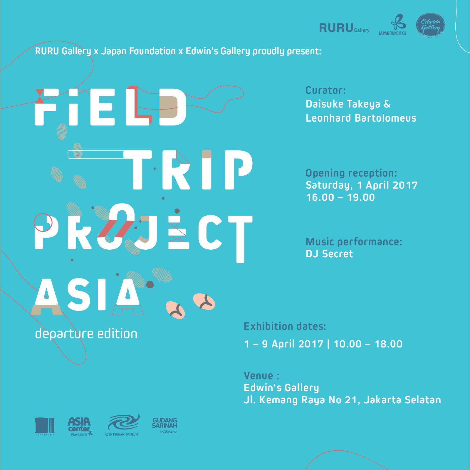 Field Trip Project Asia- Departure Edition 2017