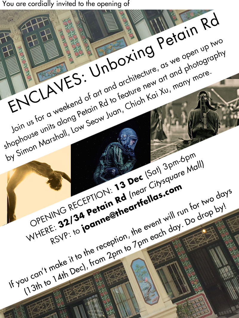 Enclaves Unboxing Petain Rd