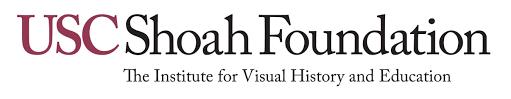 USC shoah foundation logo, Nicola Anthony.png