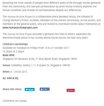 01/10/17_SingaporeArt&GalleryGuide_P1_NicolaAnthony_HAP