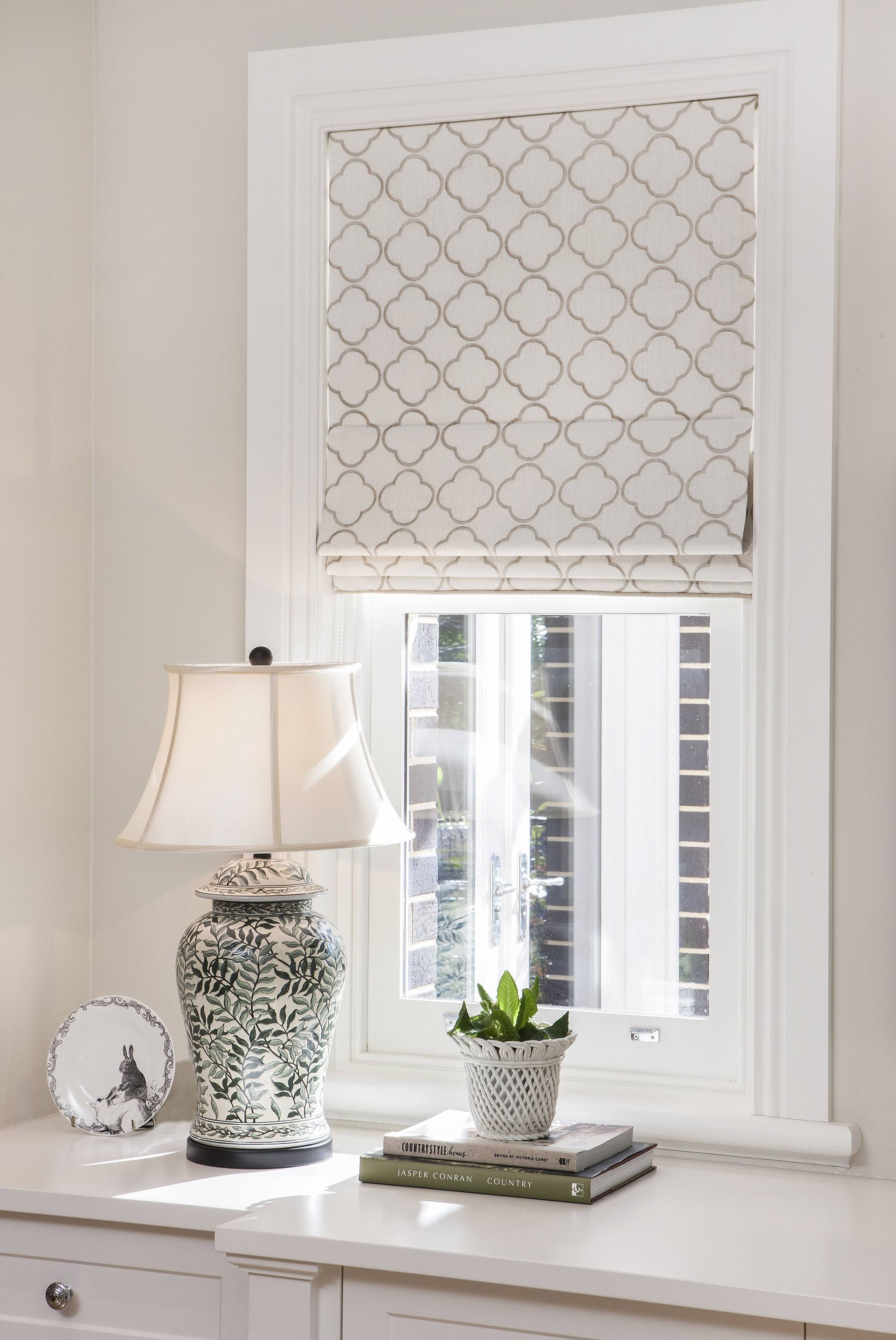 Carrie Deverson Interiors Roman Blind Adelaide Interior Design