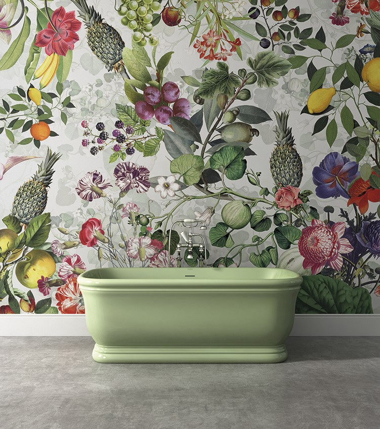 Botanica Wallpaper, Devon & Devon