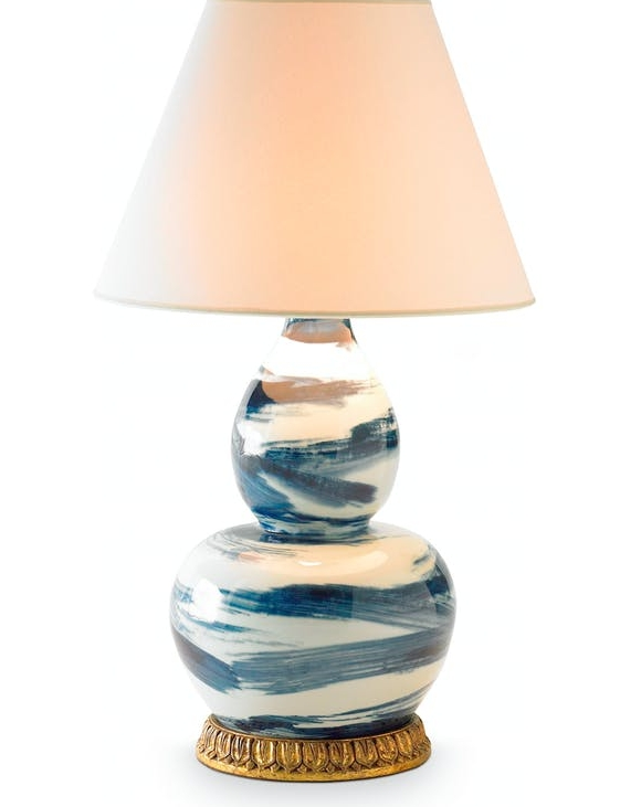 Bunny Williams Brushstroke Lamp