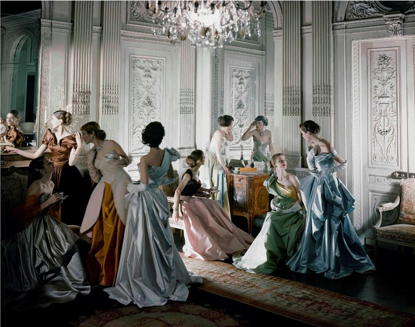 Ballgowns by James, 1948