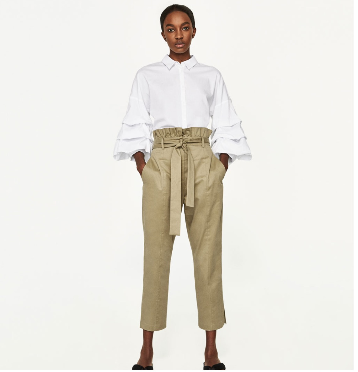 Love these trousers, have a similar pair from Topshop.