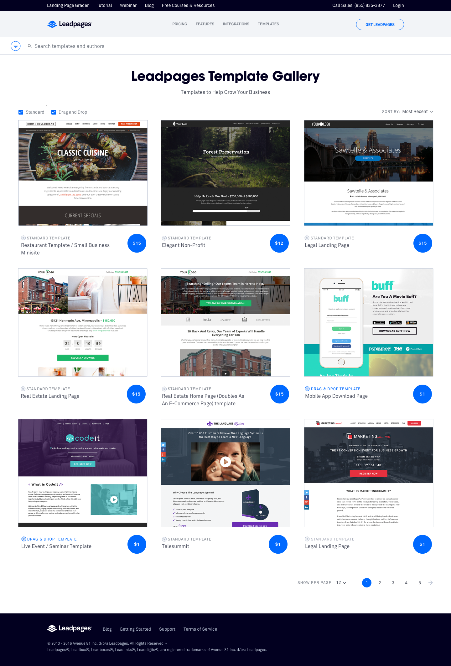 8 Easy Facts About Leadpages Marketplace Explained
