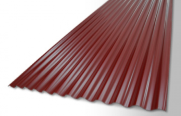 Painted Galvanized Corrugated Sheet