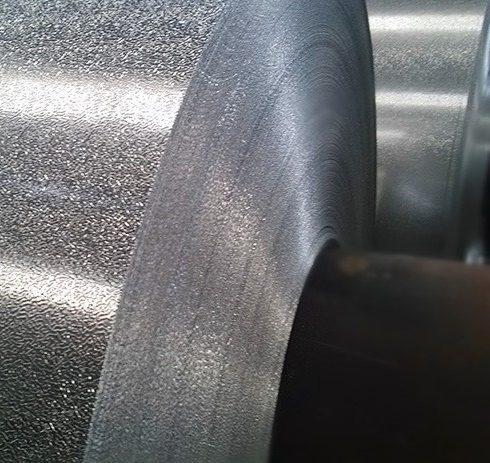 Embossed Aluminium Rolls