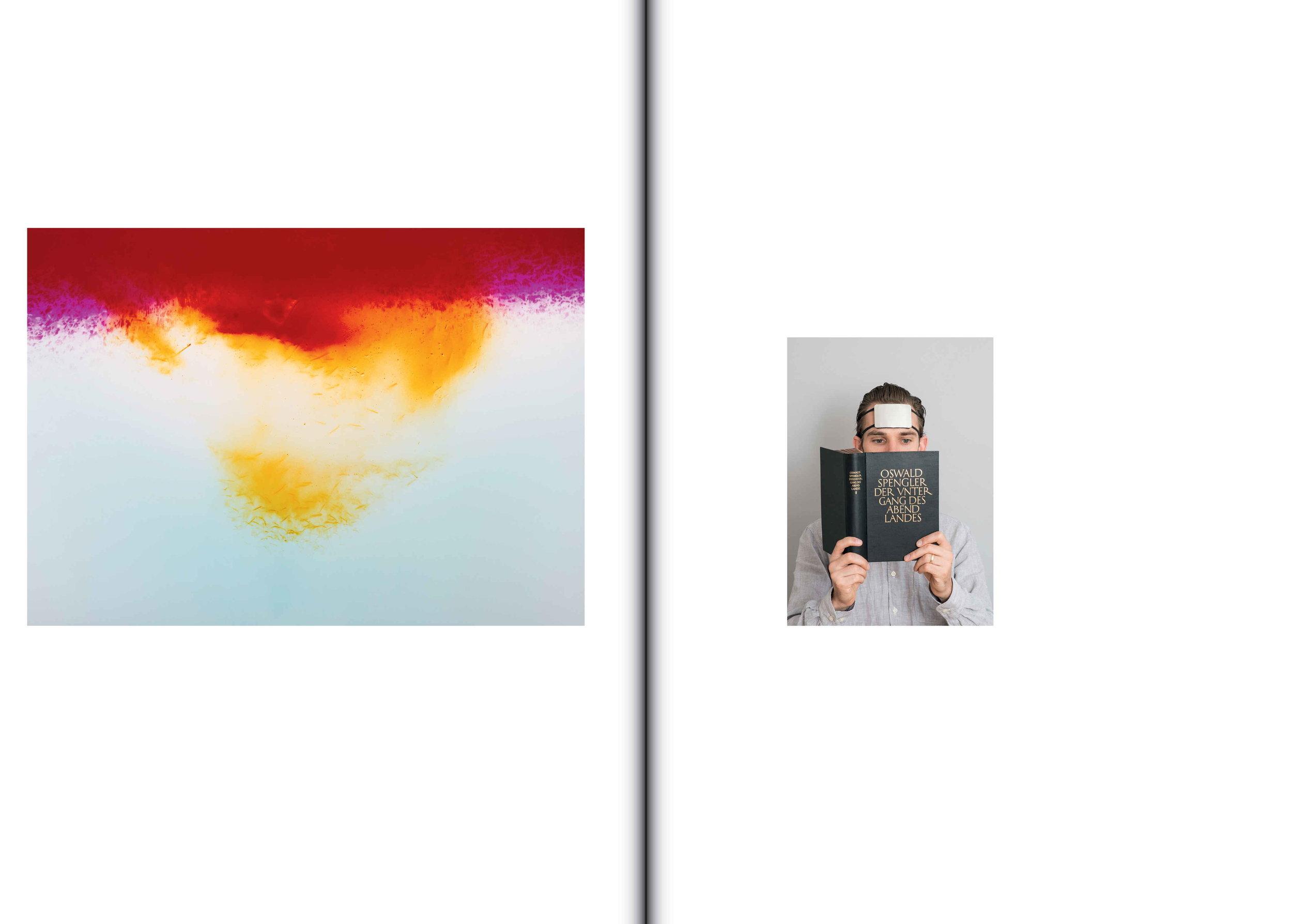 Julian Röder, aus der Serie: Lich und Angst, 2016