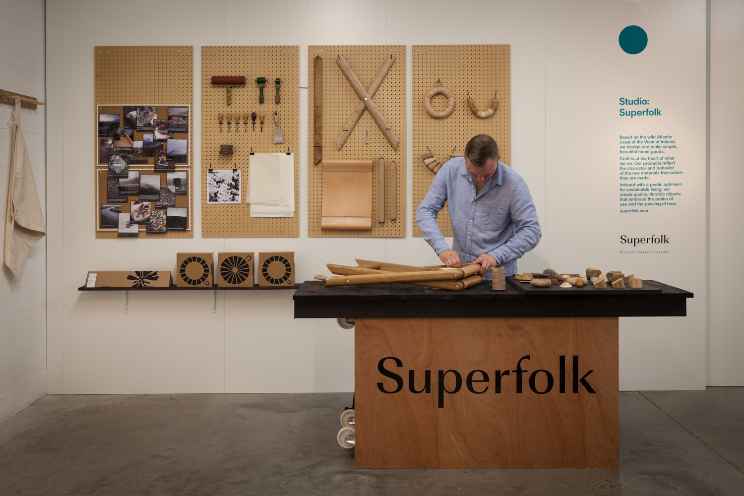 Ó_Gearoid Muldowney_Superfolk live studio_making_Superfolk Folding Stool_MP.jpg