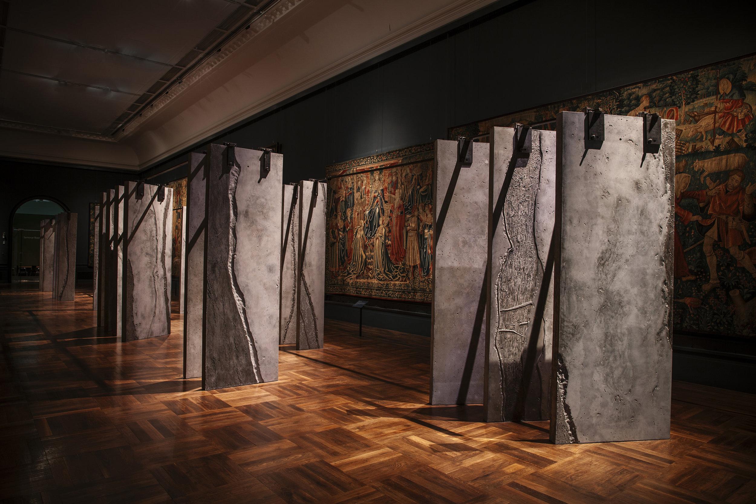 The Ogham Wall, Tapestry Room V&A - g.jpg