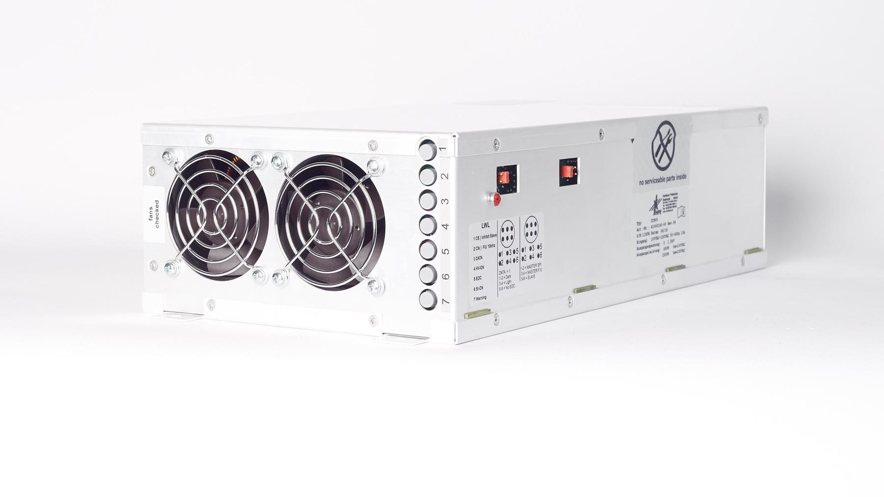 HPE CC900 - (Kondensatorlader 1500W, 1,5kV)