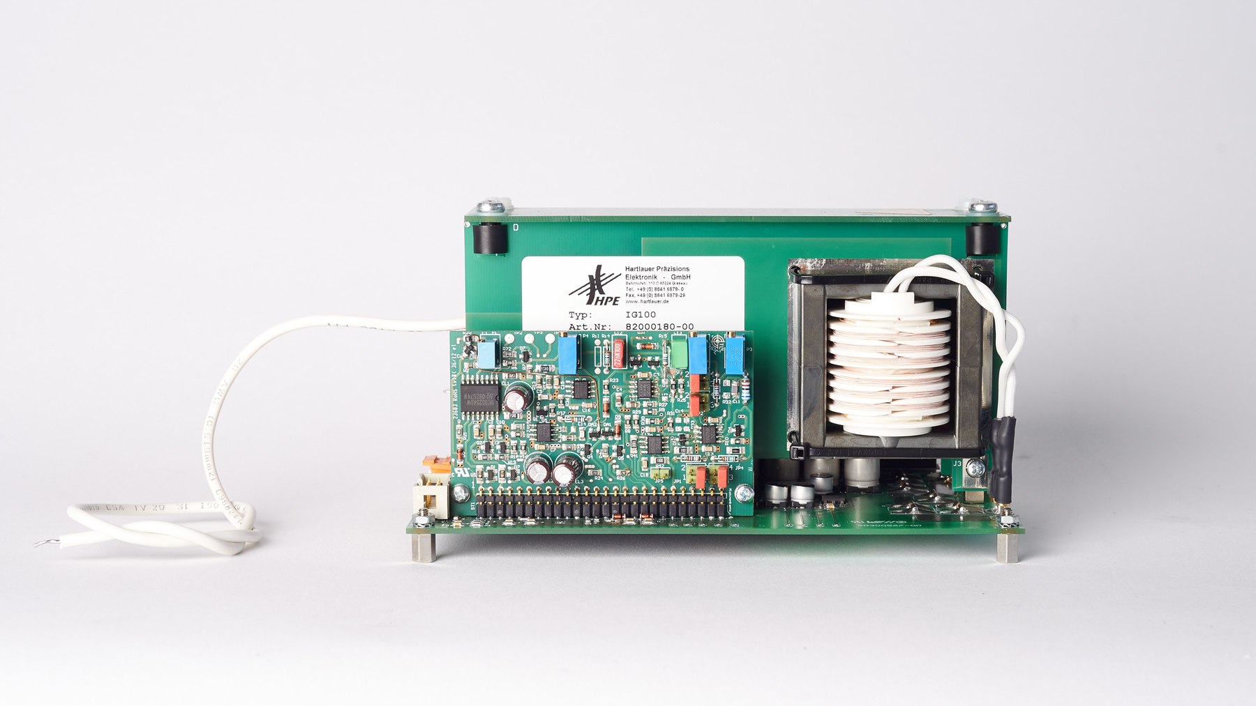 HPE IG100 - Versorgung von Ionengetterpumpen