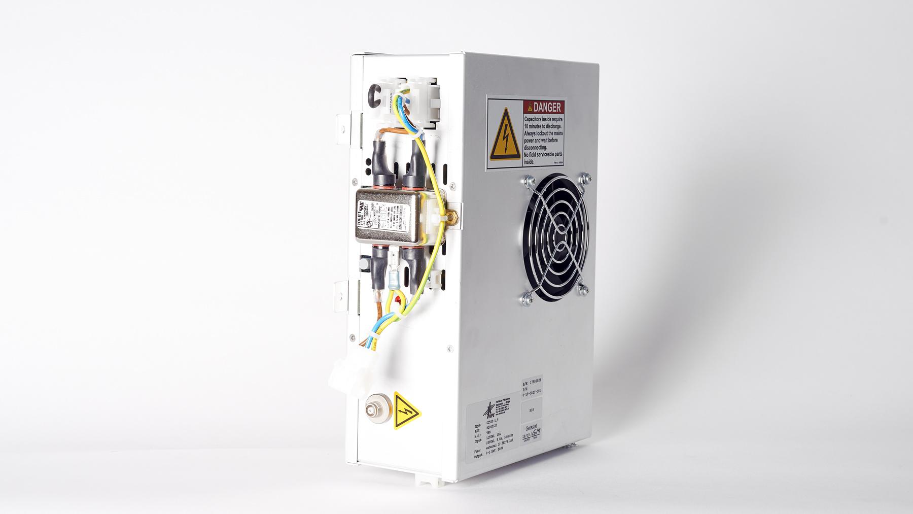 HPE CC500 - (Kondensatorlader 500W, 1,5kV)
