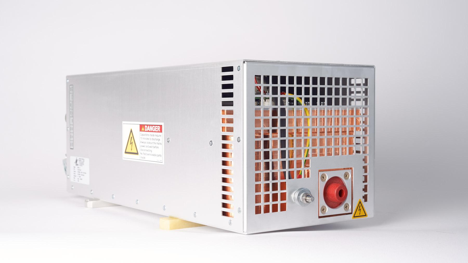 HPE CC1500HV - Kondensatorlader 1500W, 30kV