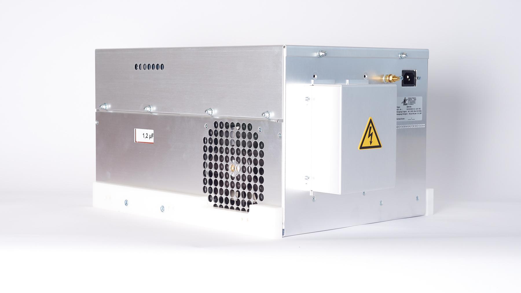 HPE EB600 - Energieblock 600W, 20kV 10kA