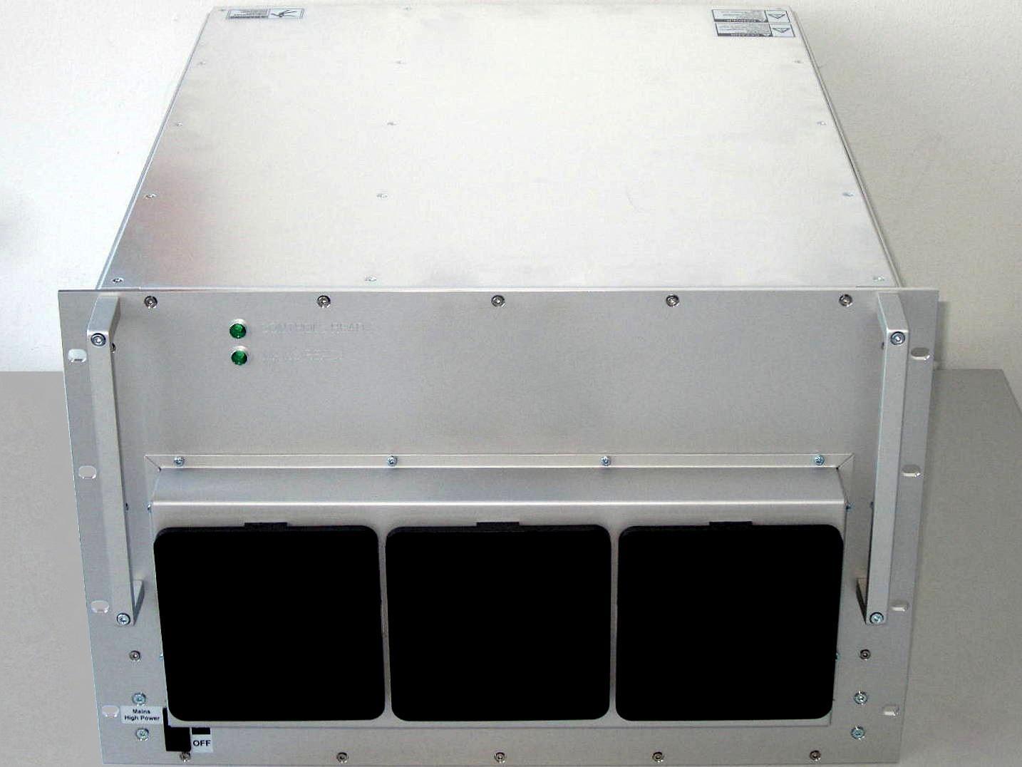 Collector 7HE MSM - DC-Quellen auf Hochspannungspotential
