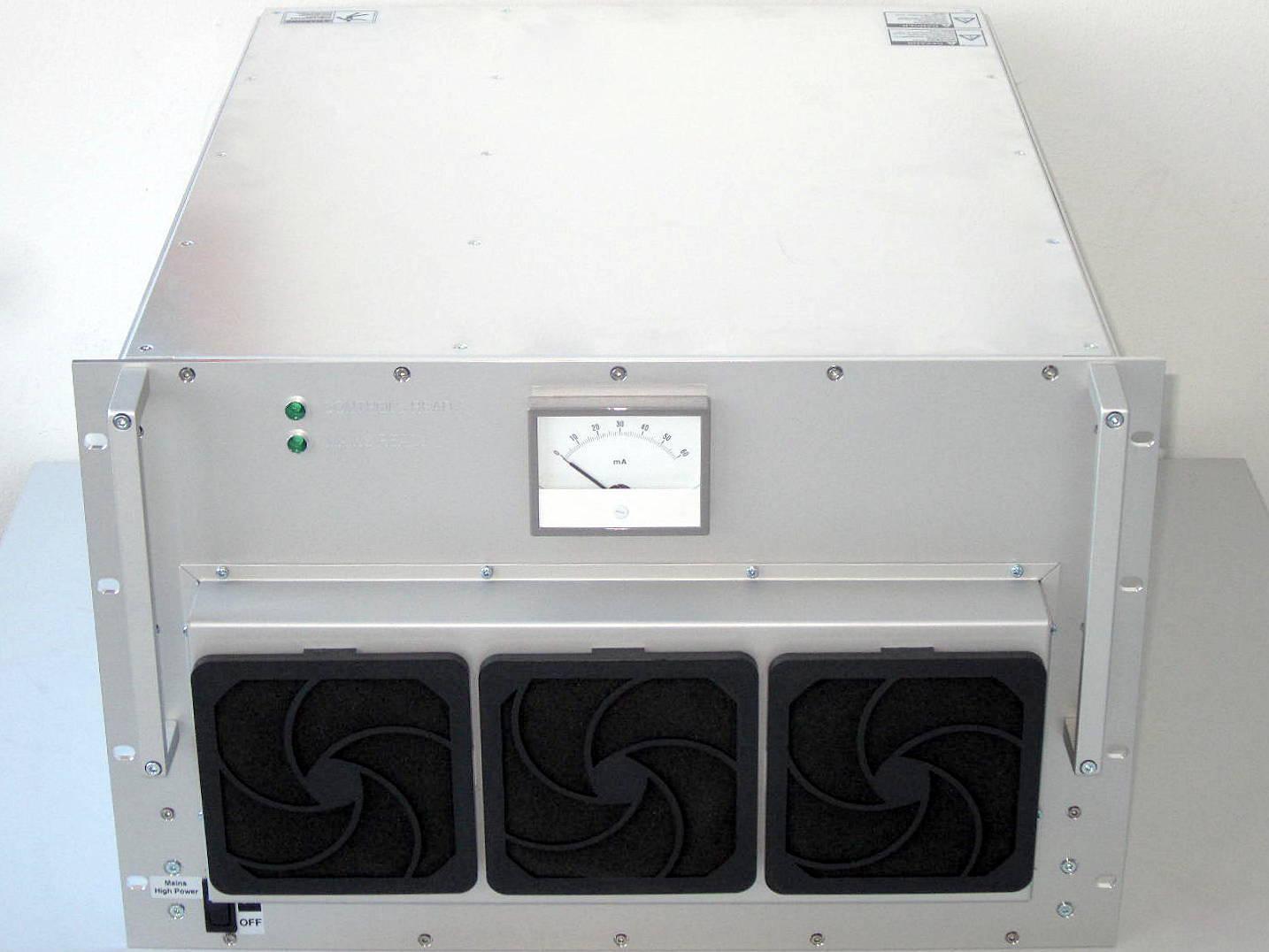 Helix 7HE MSM - DC-Quelle · TWT Netzteil