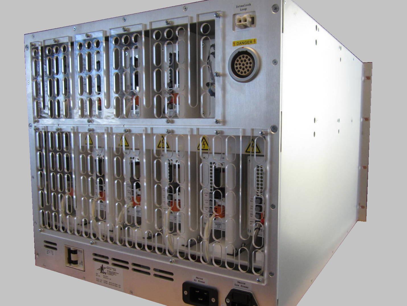 MiniSat - DC-Quellen auf Hochspannungspotential