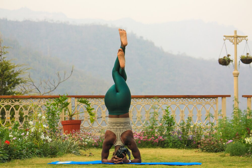 Many of us might be familiar with yoga as a way to get exercise, improve flexibility, and connect our movement with our breath, but in addition to its physical benefits, yoga has a strong connection to mental health and wellbeing.