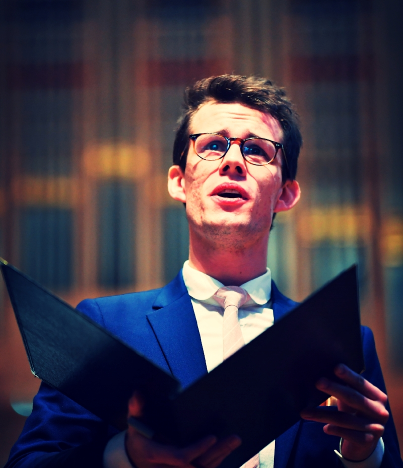 Alexander Simpson Countertenor