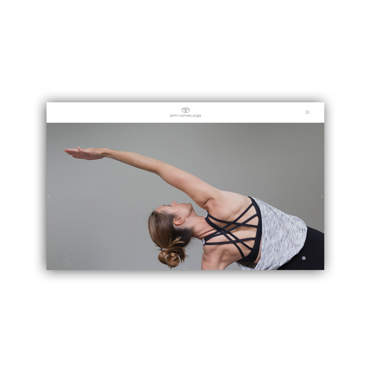 - Jenni Convey offers small Vinyasa Flow, beginners & pregnancy yoga classes.Based in her studio, a calm, light space in the heart of St.Margarets, Isleworth, Twickenham - close to Richmond.