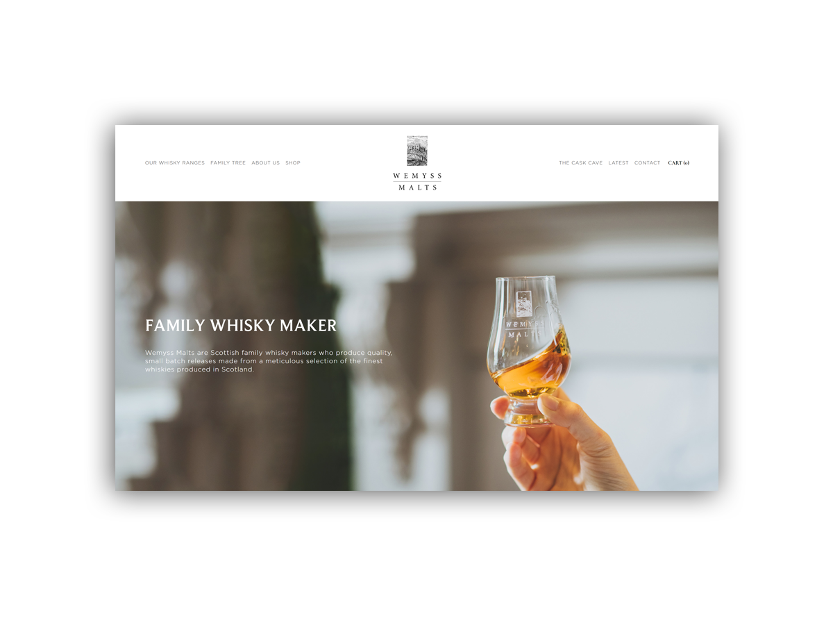 - Wemyss Malts are family Scotch whisky makers.They produce quality, small batch releases made from a meticulous selection of the finest whiskies produced in Scotland.
