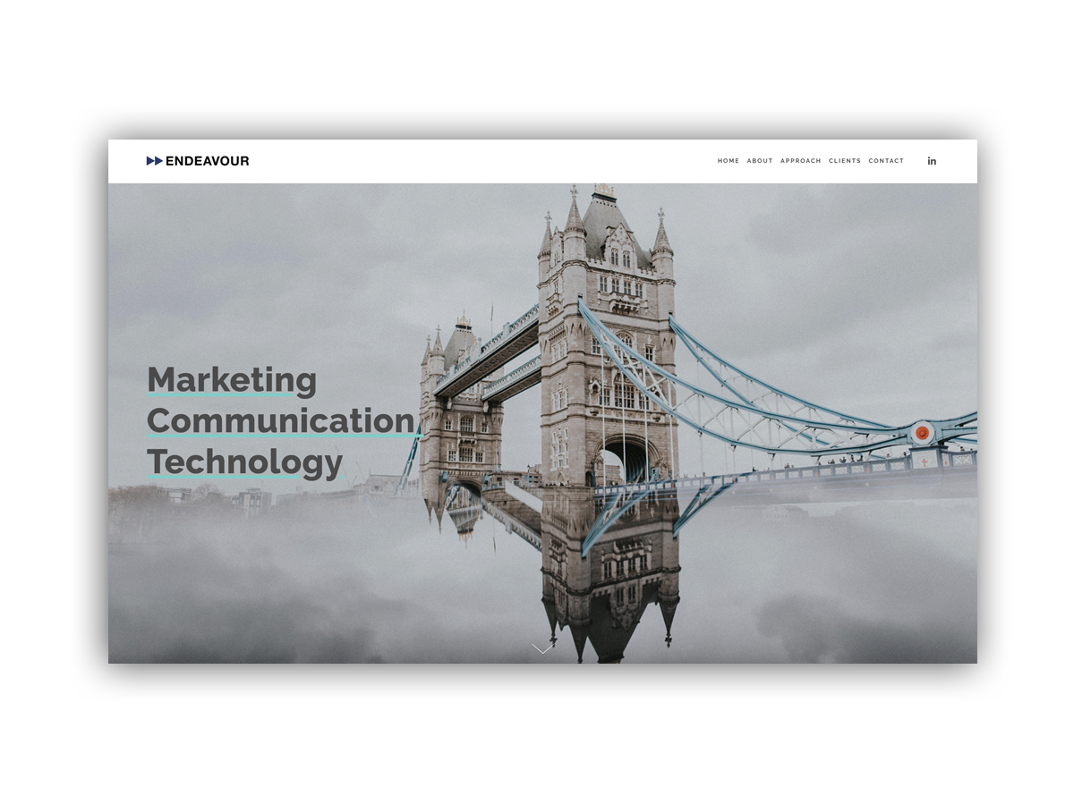 - Endeavour is a global strategic advisory firm dedicated to serving marketing, communication and technology companies.