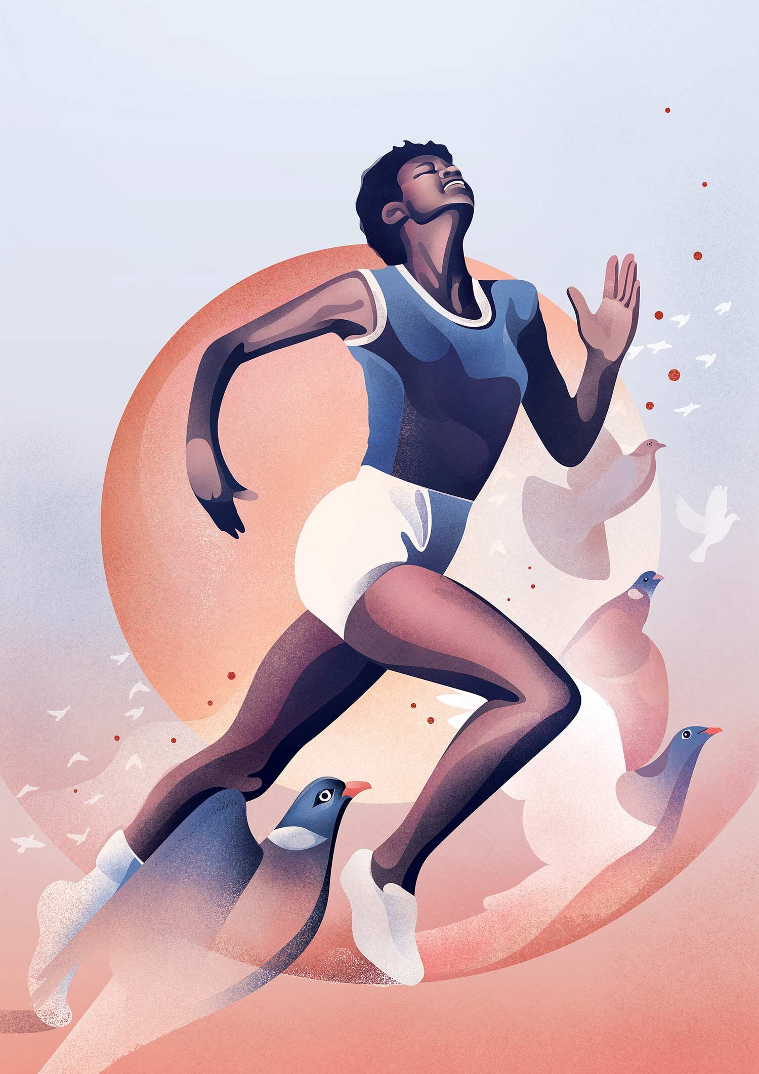 Day 3 Prompt: Equality (Wilma Rudolph)