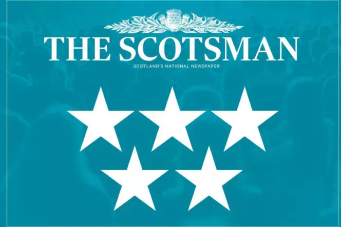 scotsman 5 stars