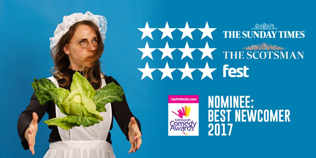Maid of Cabbage : Lucy Pearman