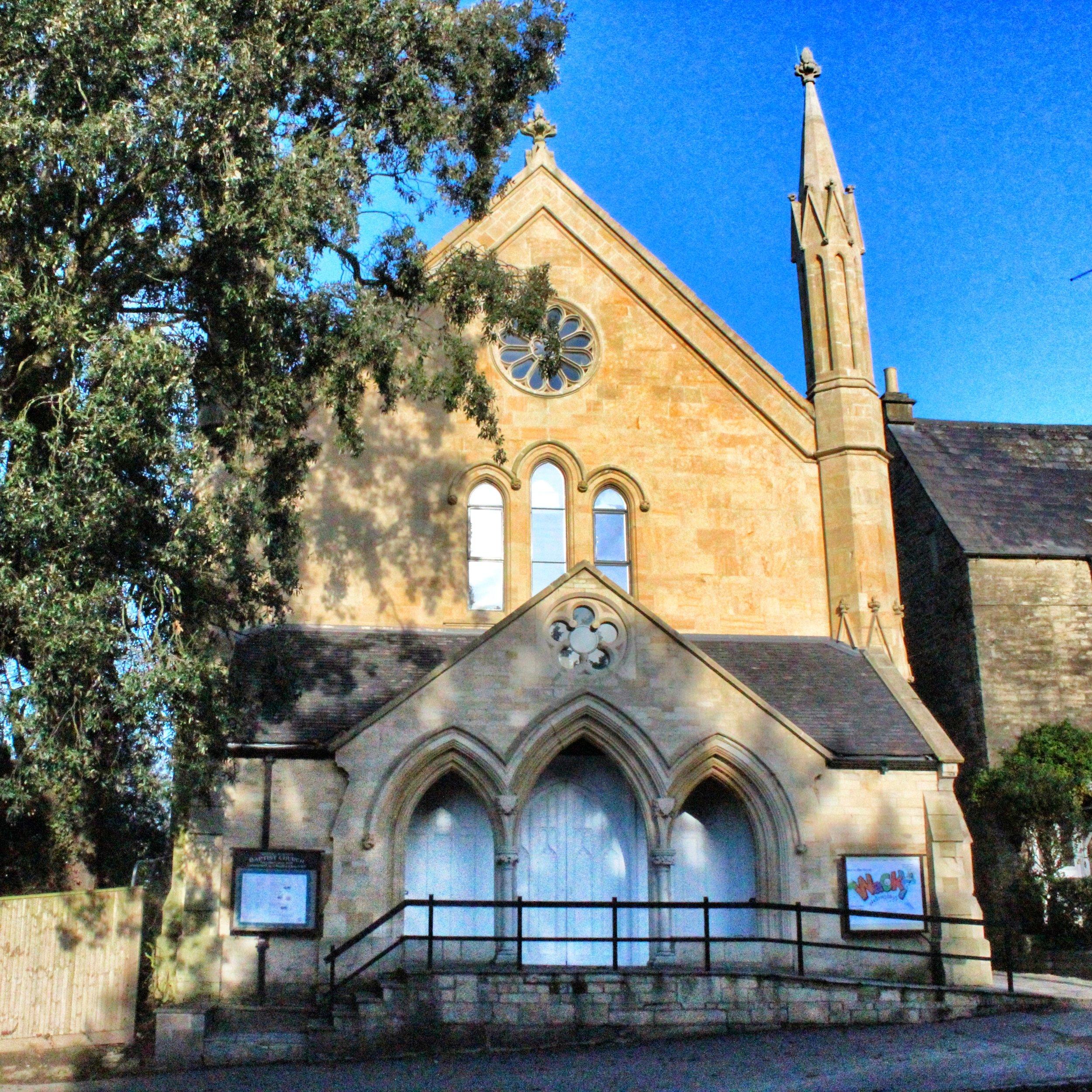 Chipping Norton Baptist Chapel