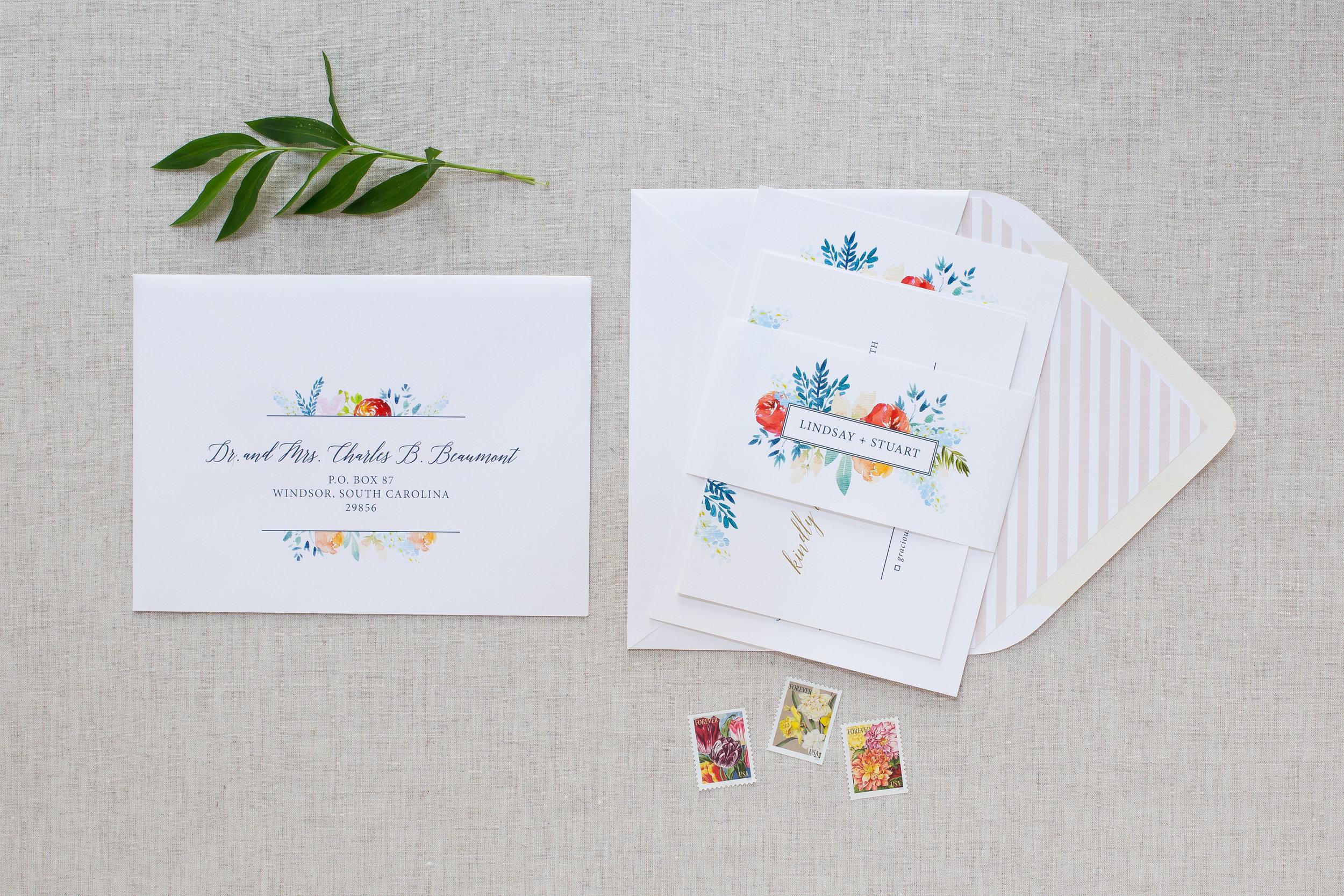 Print Ready Semi-Custom Invitations