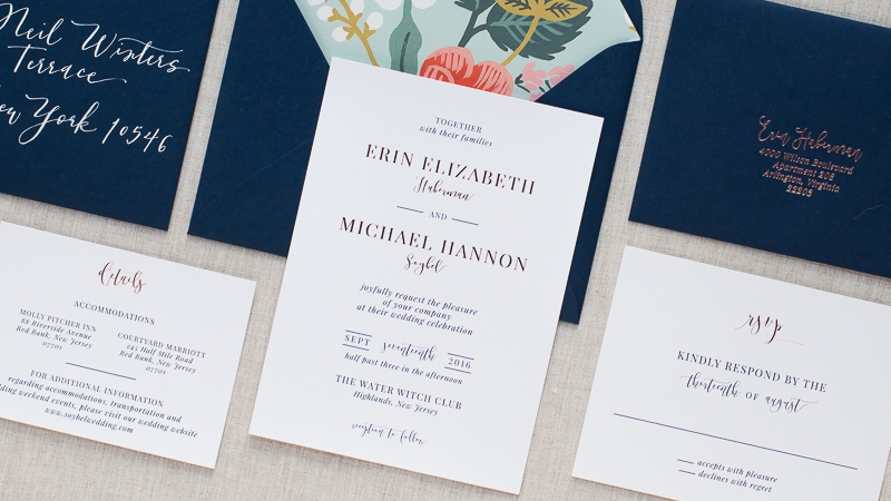 Printed Semi-Custom Collection