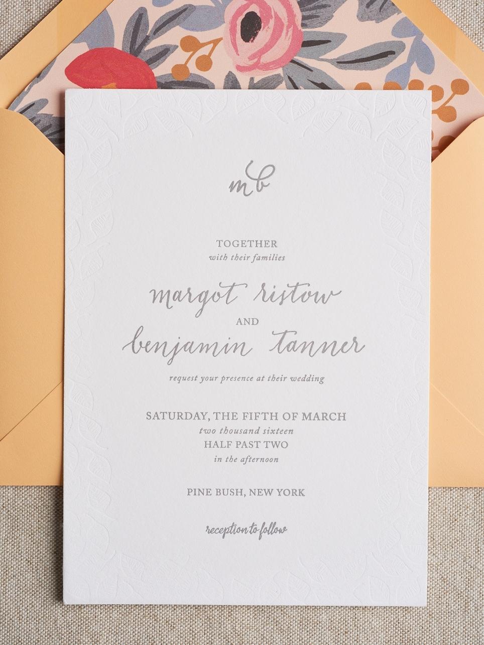 Jula Paper Co | Calligraphy Credits