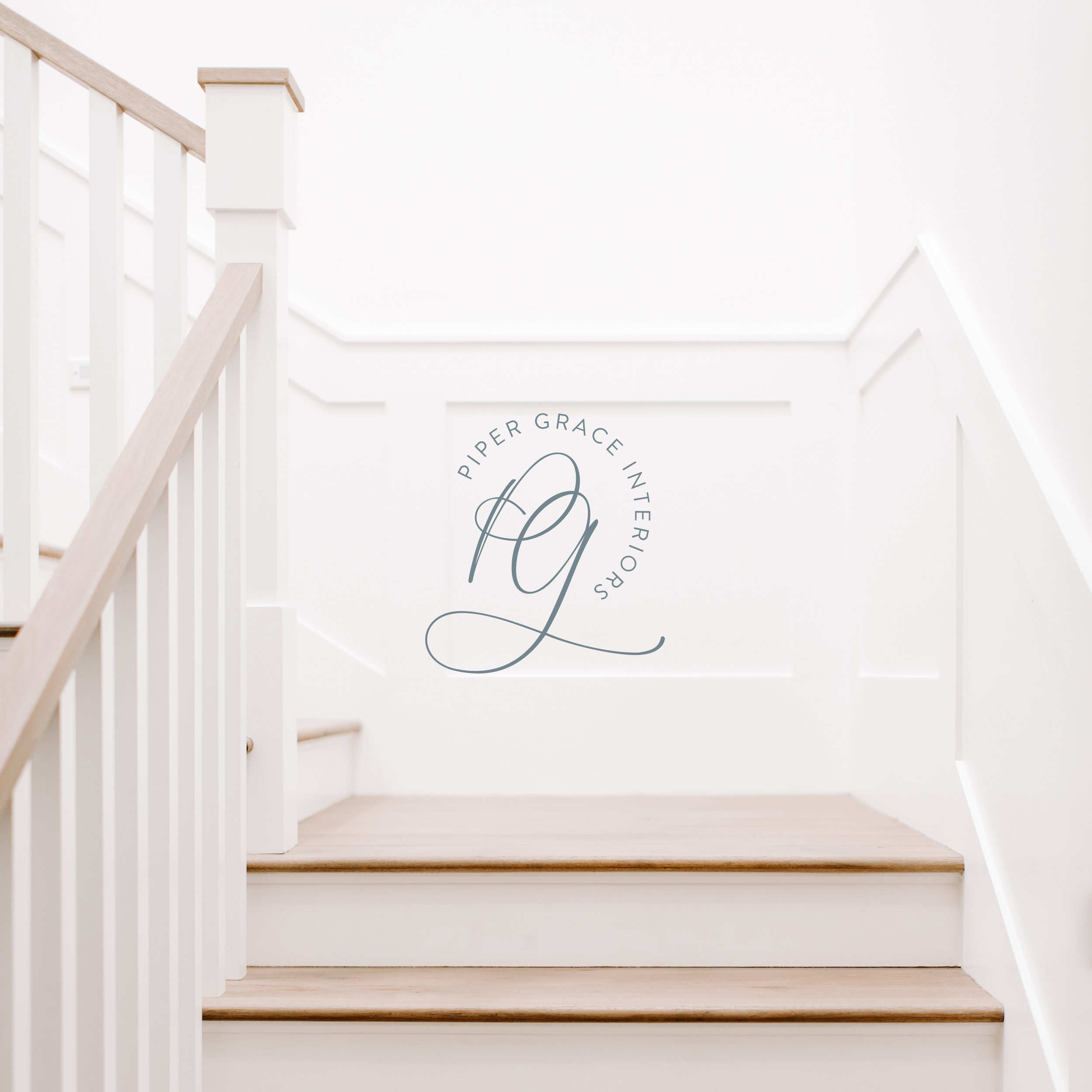 Piper Grace Interiors | Branding by Jula Paper Co.